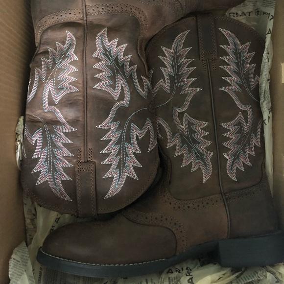 882d98ec80c Corral Women's Mid-Calf Cowgirl Boots